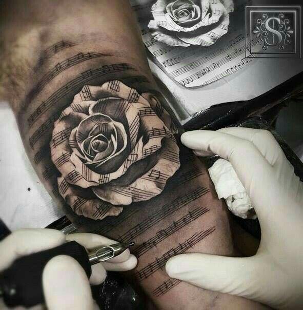 22 Music Tattoo Designs Ideas: 17 Best Ideas About Tattoo Filler On Pinterest