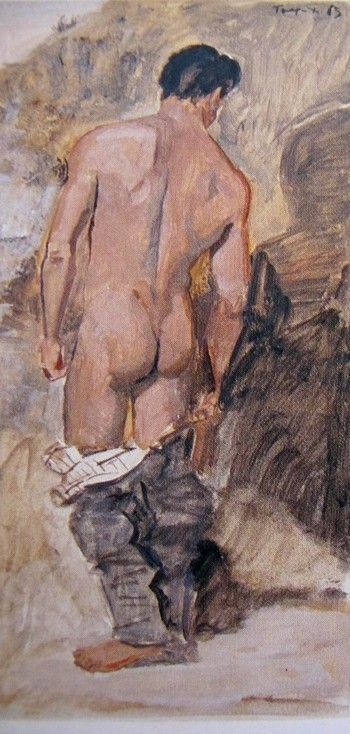 Yannis Tsarouchis.