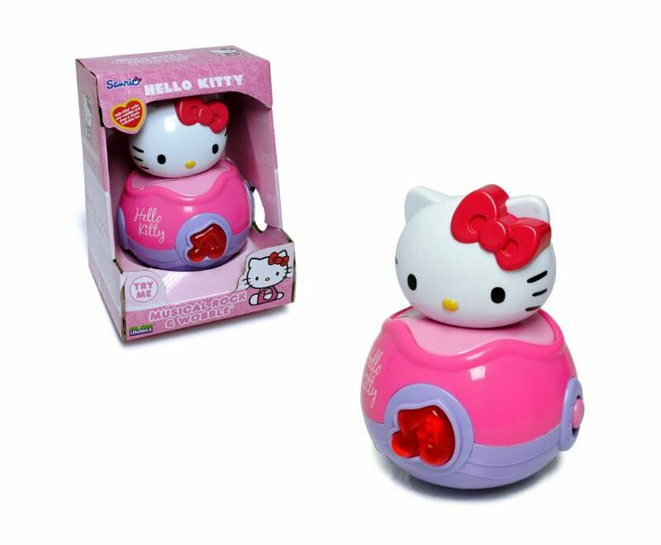 Invocable musical hello kitty