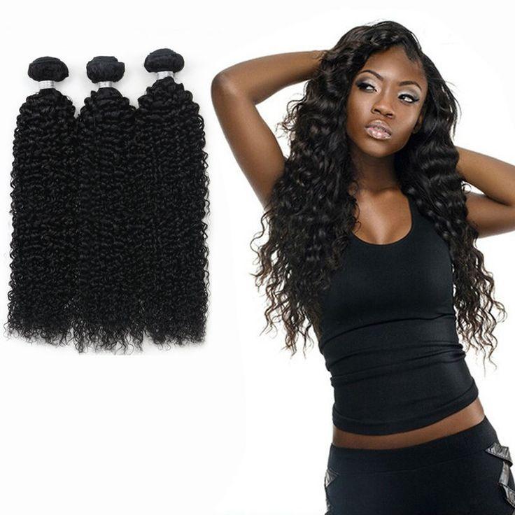 6А Монгольский Afro Kinky Вьющиеся Волосы Девственницы 4 Шт. ХК Волосы Afro Kinky Вьющиеся Weave Монгольский Вьющиеся Волосы Пучок