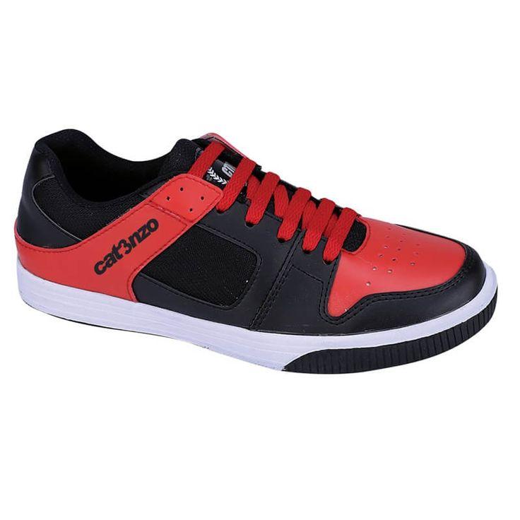 Sepatu Sneakers / Kets / Casual Pria - TF 139. Produk fashion handmade asal Bandung dengan bahan nyaman digunakan, desain trendy dan tidak pasaran. Membuat tampil percaya diri.  Detail Produk:   Ukuran: 38 - 43  Bahan: SYNTHETIC - TPR  Warna: MERAH  Yuk di order, belanja lebih hemat.   #Catenzo #Sepatu Olahraga