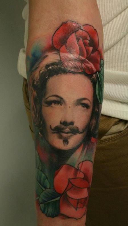 Tattoos - untitled - 76397 JP Wikman