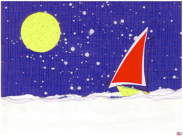 Navegando tras la Navidad Polar