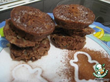 Кекс в стакане за 3 минуты ингредиенты