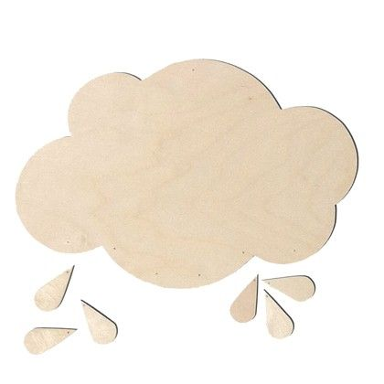 cloudieee mobile |designer: Maike Timmermann -available from The Foxes Den