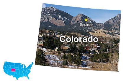 Top 10 Hottest-Guy Cities; Colorado has the most votes ; sounds good to me !!