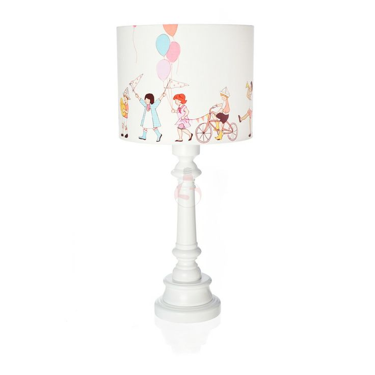 Piękna lampka marki Lamps&Co - Dzieci na paradzie - 5lampy.pl