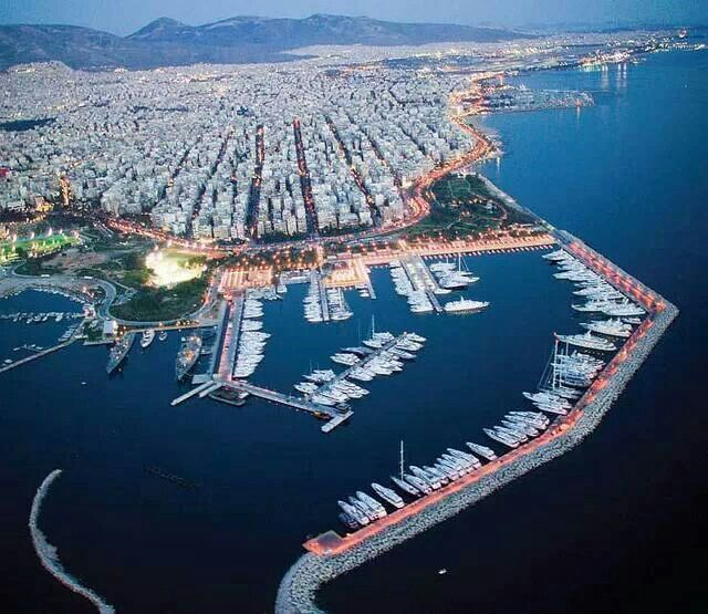 Flisvos Marina #AthensCoast #Athens #Greece #Faliro