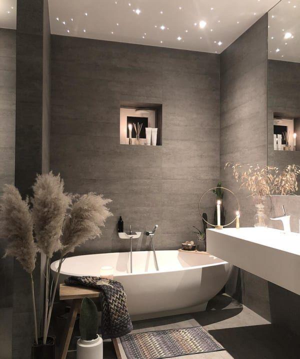 海外のバスルームを覗いてみよう 個性あふれるハイセンスな お風呂場 特集 Folk バスルーム インテリア インテリアデザイン ホーム インテリアデザイン