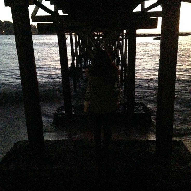 Muelle algarrobo