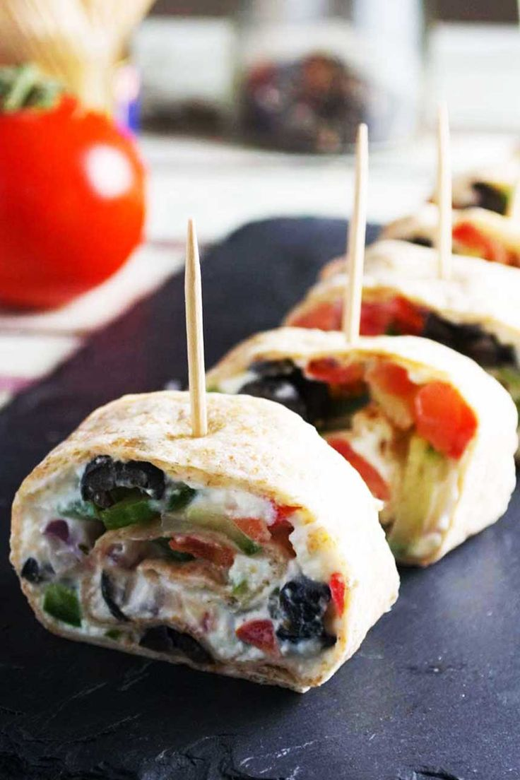 The 25 best ideas about tortilla pinwheels on pinterest for Great party appetizer recipes