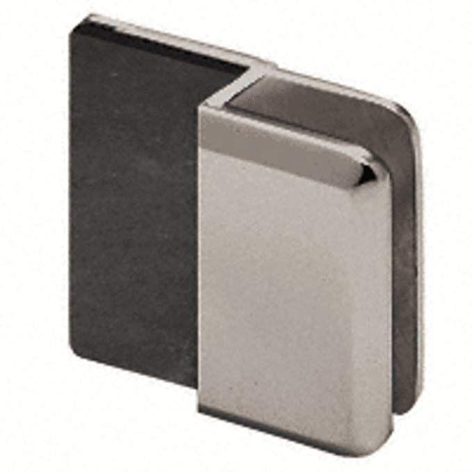 Crl Brushed Nickel Beveled Style Frameless Shower Door Stop Review Frameless Shower Doors Door Stopper Shower Doors