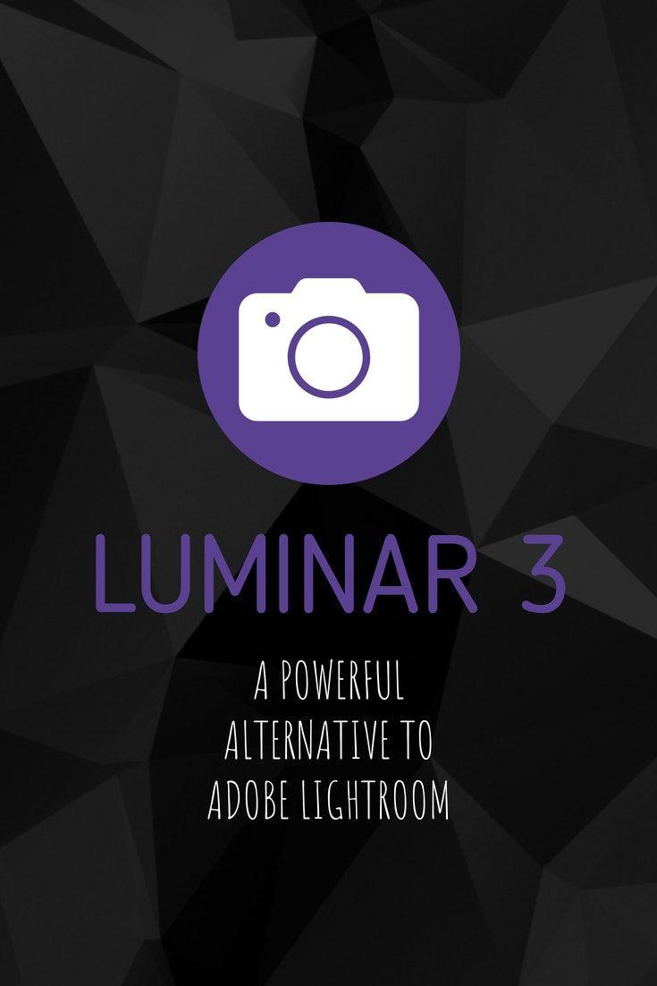 Luminar 3 vs luminar 2018