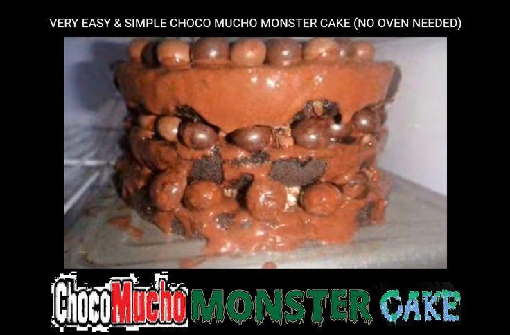 CHOCO MUCHO CAKE