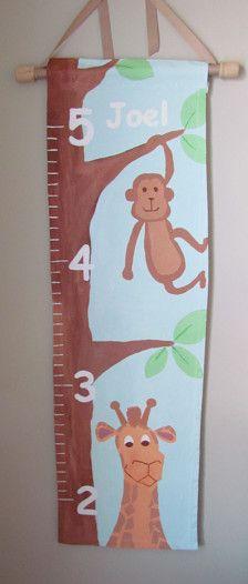 Medidores de altura para niños de Muebles y decoración > Arte y decoración: Etsy Niños - Página 24