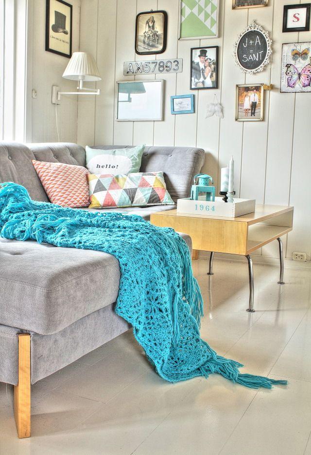 NydeligFlott: living room