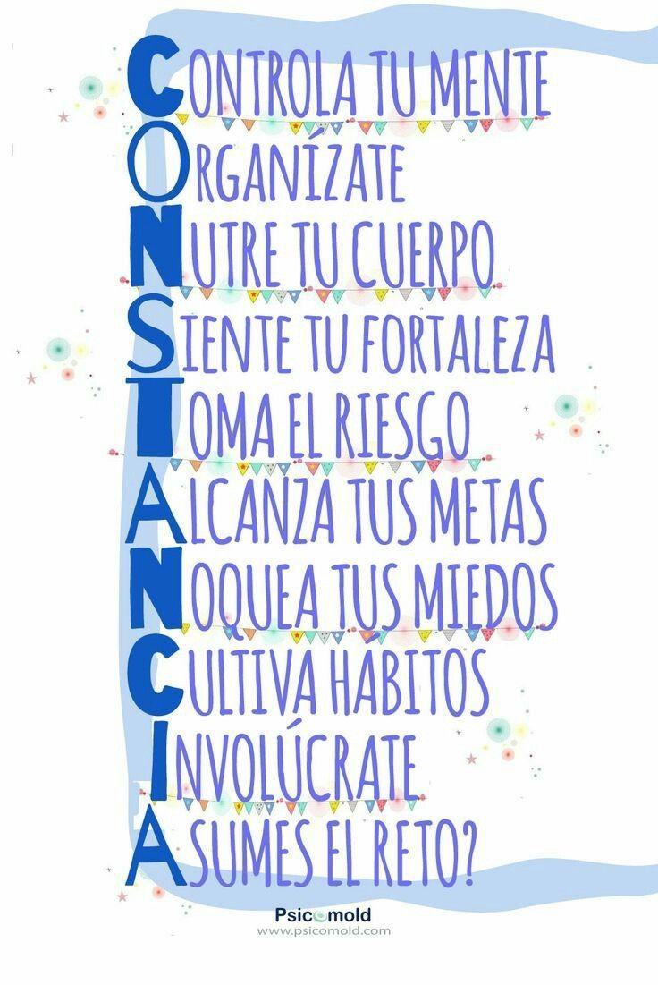Pin De Paloma Ríos En Pensamientos Positivos Frases Para