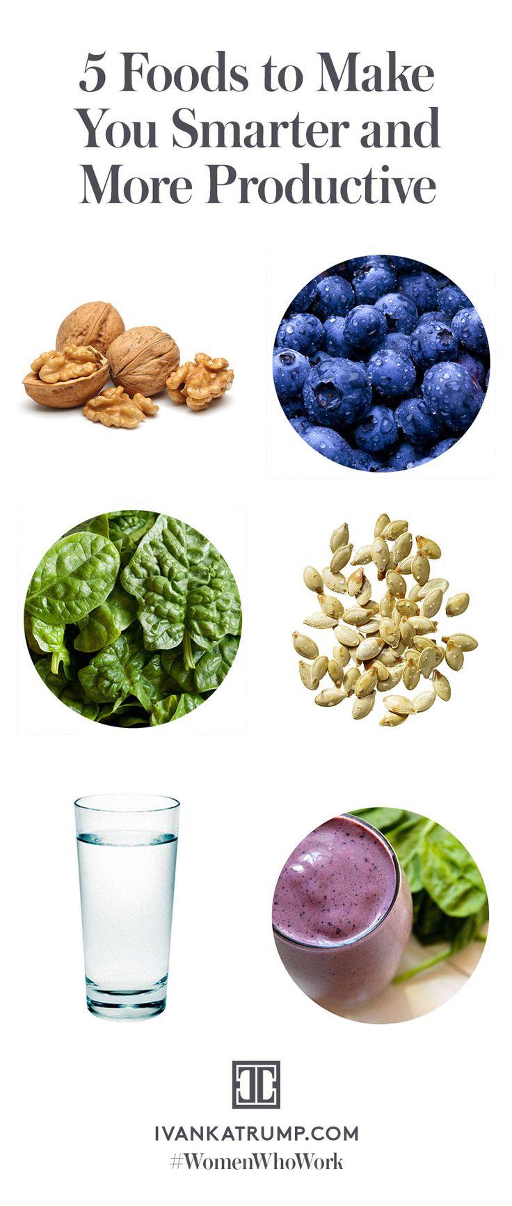Top 10 Brain Foods for Children