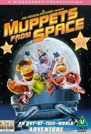 Muppets from Space Poster