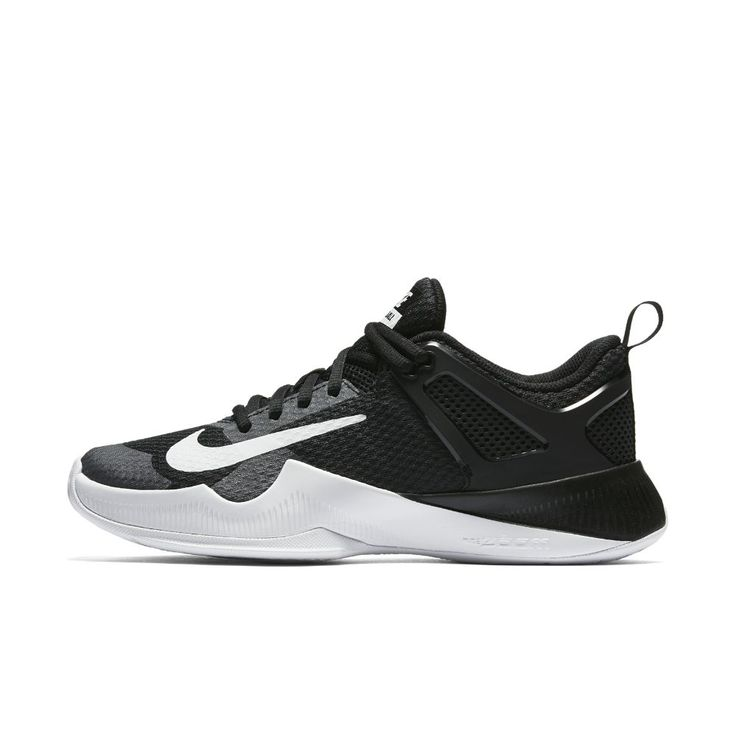 Nike Air Zoom HyperAce Women's Volleyball Shoe Size 11.5 (Black)