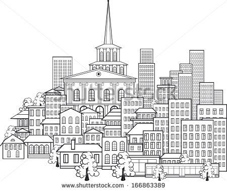 28 best images about city cartoon on Pinterest | Vector ...