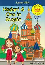Hadari & Ora in Russia- Check it out https://itunes.apple.com/us/book/hadari-ora-in-russia/id672614159?mt=11