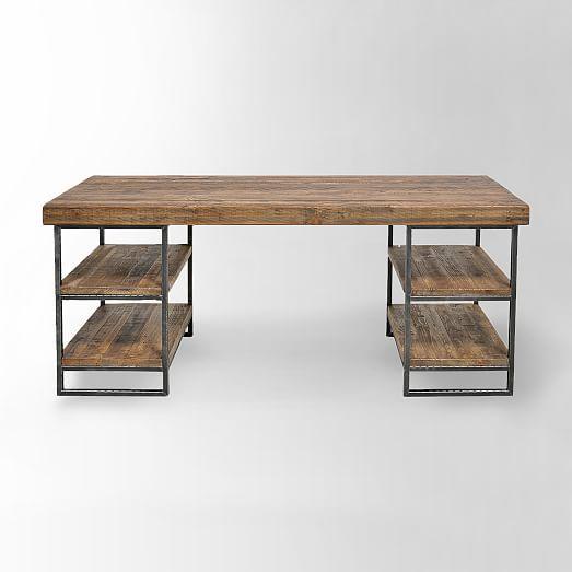 Hewn Wood Desk | west elm