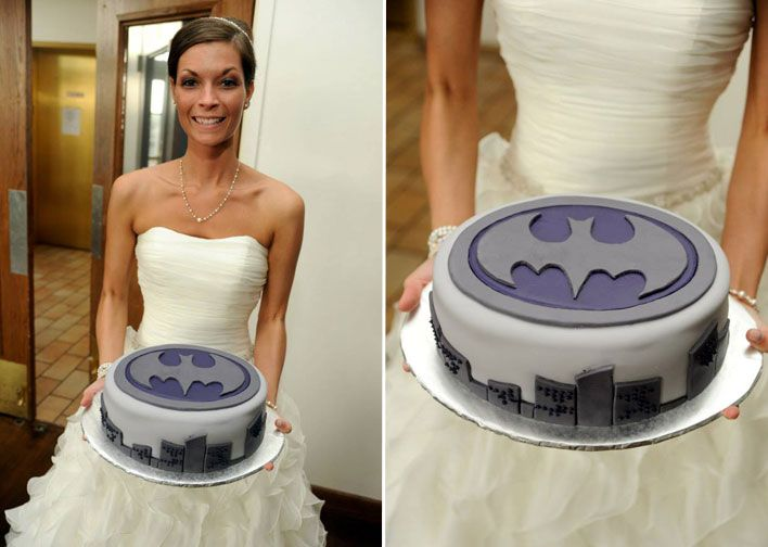 A Perfectly Balanced Rustic and Batman Wedding - Bummed Bride