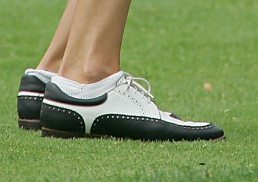 Anna Rawson Golf Shoes - Golf Shoes Lookbook - StyleBistro