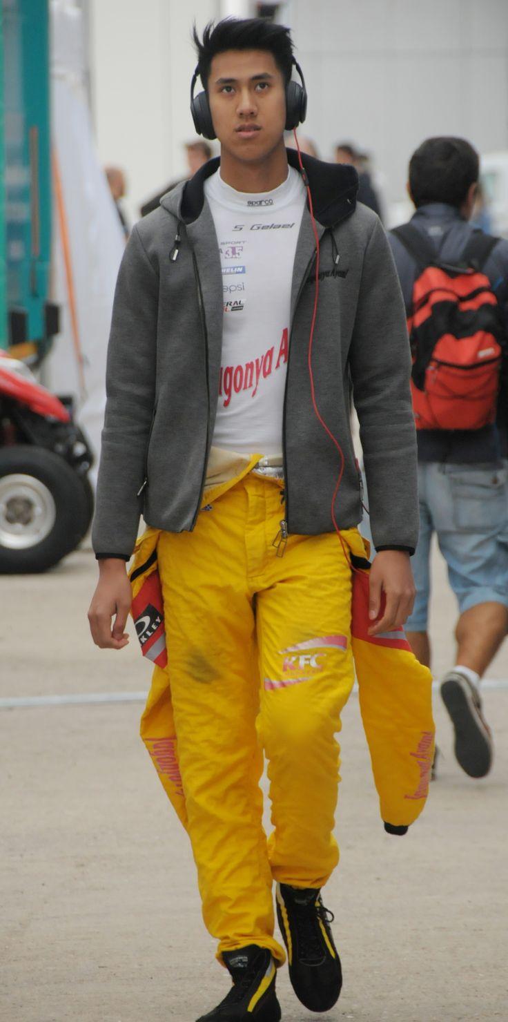 Illustration: Sean Gelael (INA). GP2 Racing Driver Taken by Gregory Heirman #Racing #Motorracing #GP2 #ALMS #FormulaCar #BanggaIndonesia Find out more by clicking on the following link https://www.facebook.com/TeamJagonyaAyam/timeline https://twitter.com/TeamJagonyaAyam