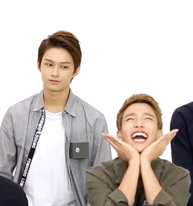 I am both Jun and Seokmin