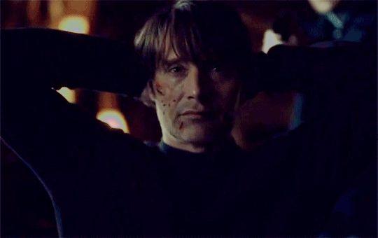 "mygoldendragonfly: "" Hannibal. S03E07 Digestivo. """