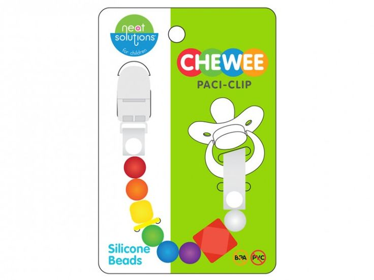 Neat Solutions - Chewee Paci-Clip