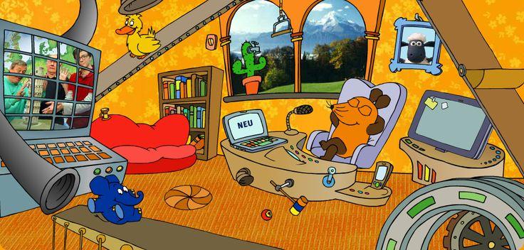 Mauswelt - Die Seite mit der Maus - WDR Fernsehen