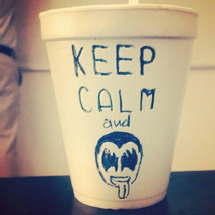 #KeepCalm #And #kiss {ocio en clase}