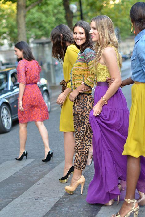 paris fashion, fall 2011