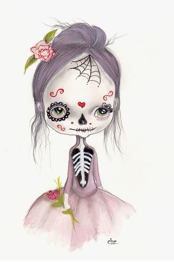 261 best Adorable Animations images on Pinterest Skull art, Pin - Poser Papier A Peindre