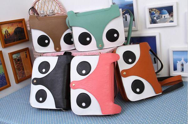 Yay - got it! Niece: Owl satchel