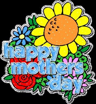 ❤🌹 Happy Mother's Day! 🌹❤ - GIF Animation Picture