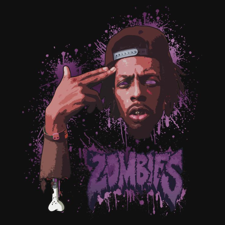 Meechy Darko Flatbush Zombies T Shirts Hoodies By