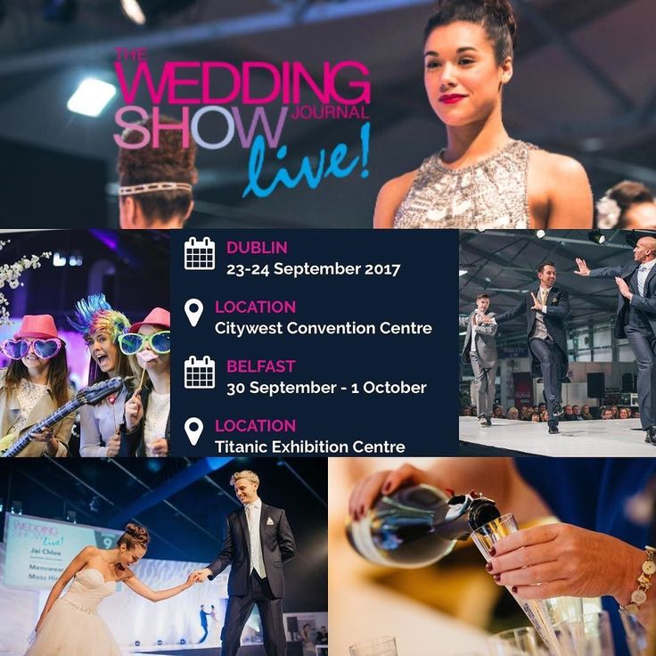 WIN a pair of tickets to The Wedding Journal Show in Belfast! 5X pairs to give away. The Irish Wedding Journal kindly gave me 5 pairs of tickets to give away to my followers.  Perfect for a girly day out sipping champagne looking through the 100s stalls and seeing the style on the dancing catwalk or for couples unsure what to do for their wedding a perfect chance for inspiration!  With more than 300 of Northern Ireland's & Irelands top wedding suppliers and businesses under one roof this…
