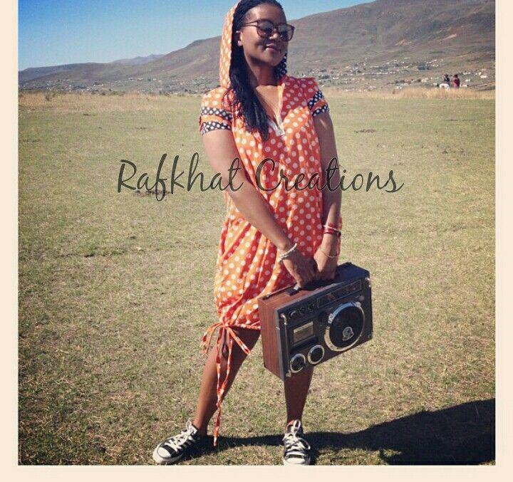 Lorna bubble dress by Nyamie at Rafkhat Creations