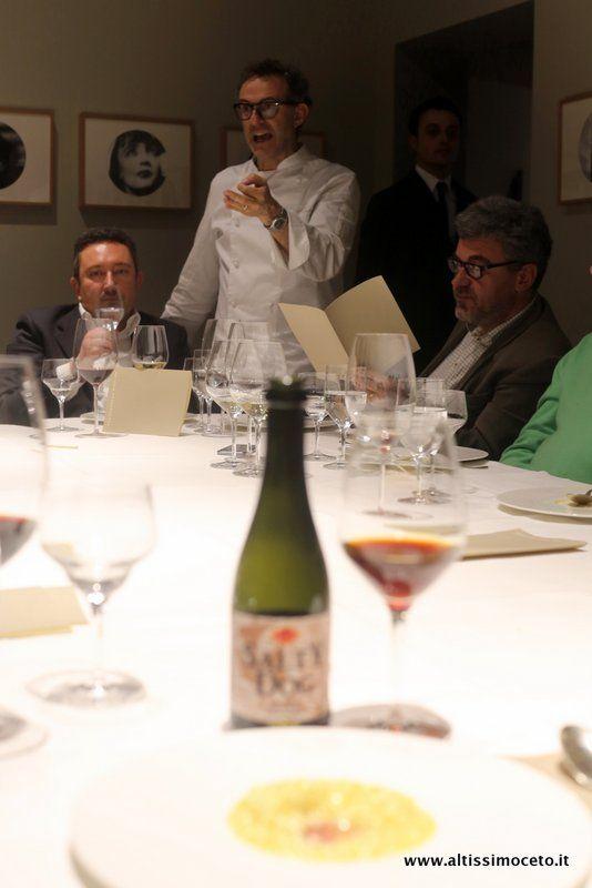 Cartoline dal 350mo Meeting VG @ Osteria Francescana – Modena – Chef/Patron Massimo Bottura | Viaggiatore Gourmet alias Altissimo Ceto! ;-)