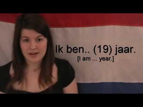 Learn Dutch, The alphabet and its pronunication 2/2 - YouTube