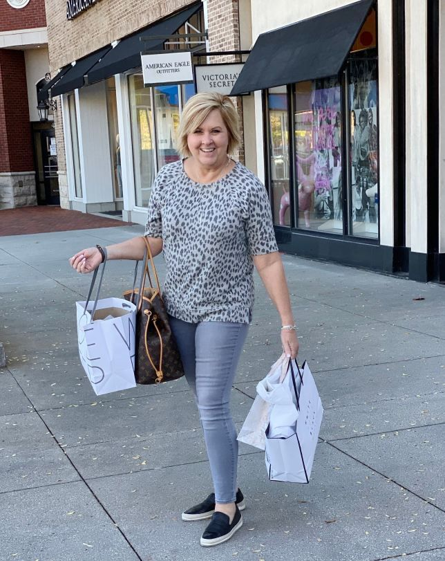 How To Be Comfortable When Shopping 50 Is Not Old 50 Is Not