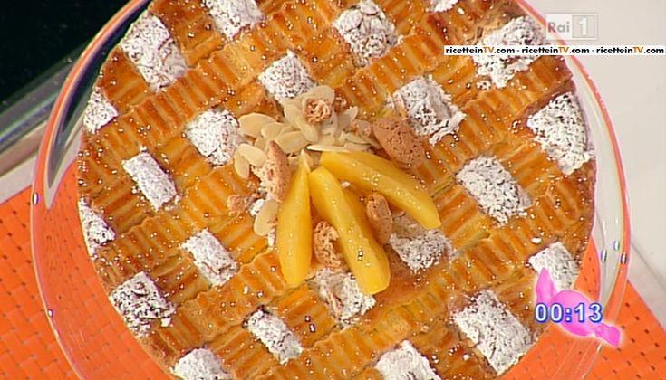 La ricetta della torta parisina di Luca Montersino del 6 marzo 2015 - Dolci dopo il tiggì