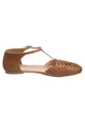 Topshop - TRANCE  - Sandaler & sandaletter - tan