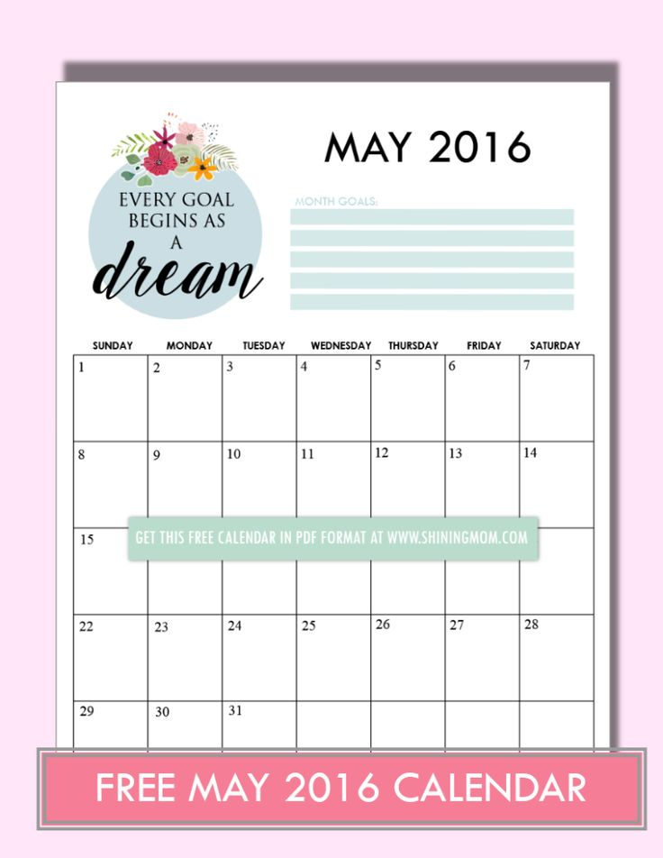 104 Best Free Calendars Images On Pinterest | Free Calendars, Free