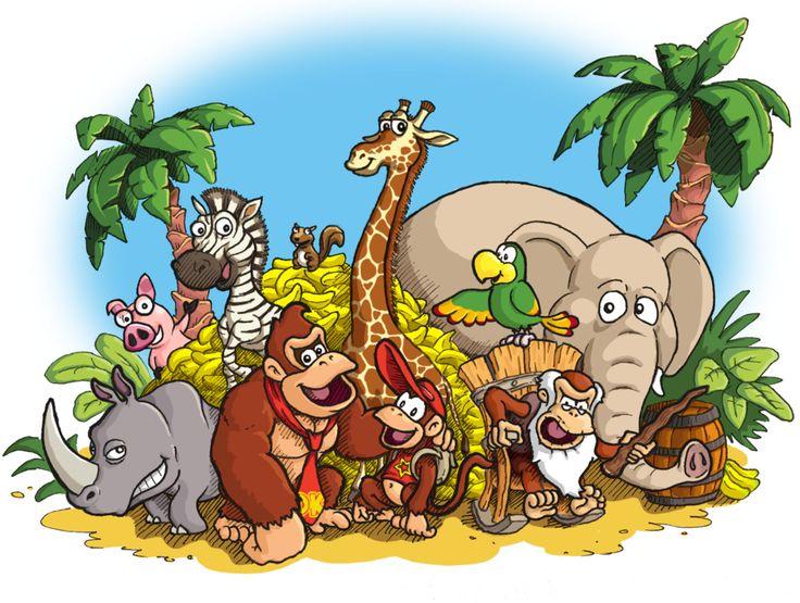 Donkey Kong Country Returns by mattdog1000000.deviantart.com