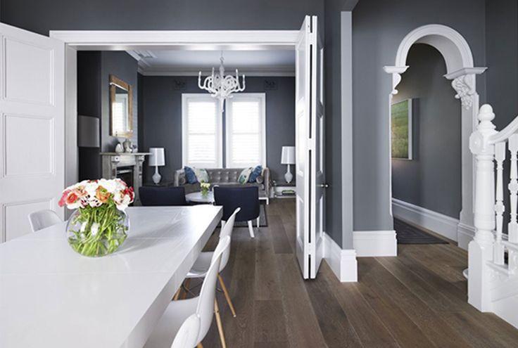 Modern baroque inspired interiors inmyinterior dining for Modern baroque art